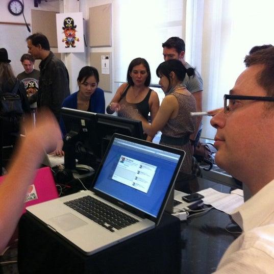Photo taken at NYU ITP by B C. on 5/15/2011