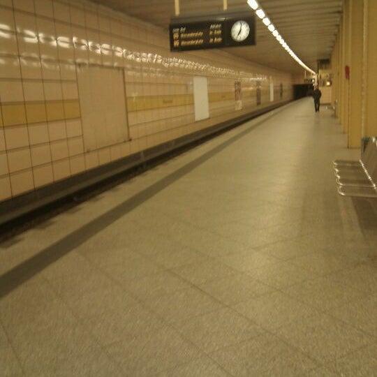 Photo taken at U Weberwiese by bnz on 12/22/2011