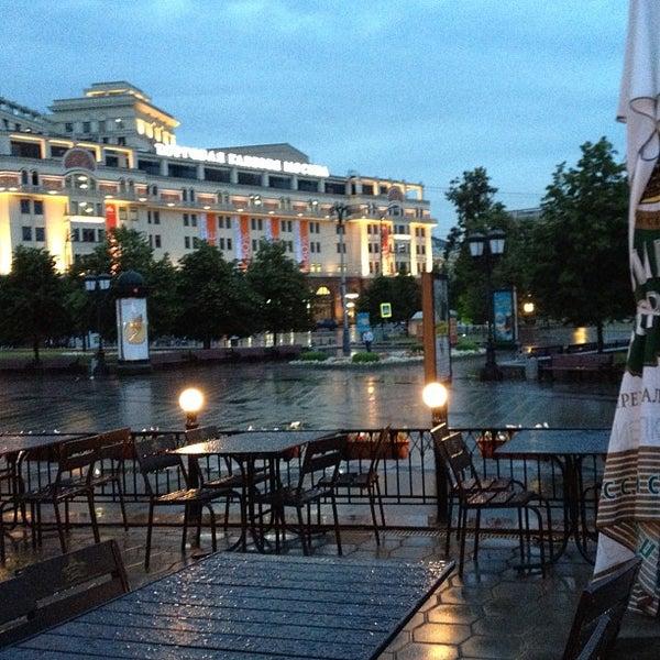 Снимок сделан в Бургомистр пользователем Anton P. 7/15/2012