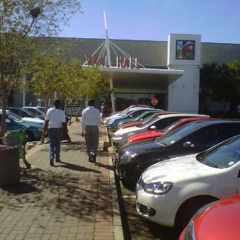 Photo taken at Vaal Mall by Rapailane R. on 4/29/2012