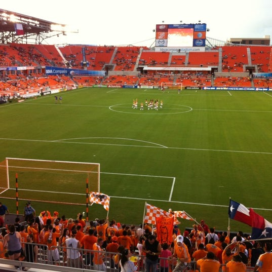 Photo prise au BBVA Compass Stadium par Jeff C. le7/19/2012