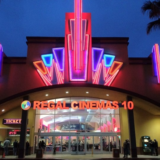 Regal Entertainment Group's policy for a Child's ticket is age 3 to Children under 3 are free except in reserved seating and recliner locations. Regal Entertainment Group's policy for a Senior Citizen's ticket is age 60 and over. No children 6 and under are allowed into a