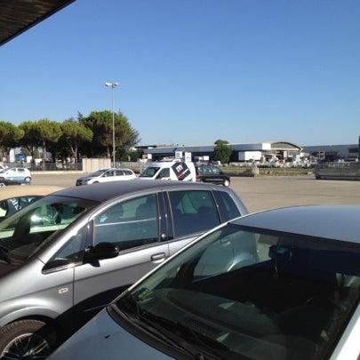 Photo taken at Parcheggio Via Sassonia by Namer M. on 7/30/2012