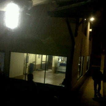 Photo taken at Terminal Buses Bio Bio Victoria by Felipe C. on 2/13/2012