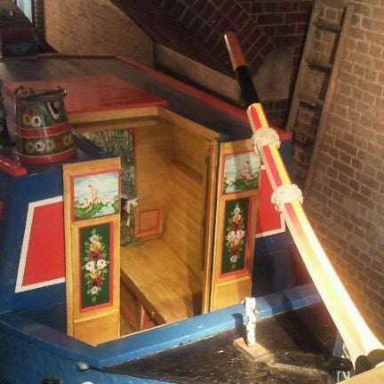 Photo taken at London Canal Museum by London Canal Museum on 9/9/2011