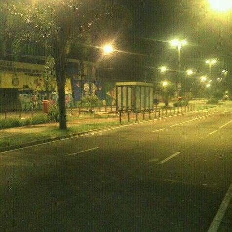 Photo taken at Avenida Presidente Kennedy by Vinicius on 1/23/2012