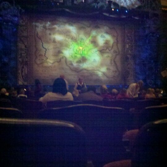 Photo taken at Altria Theater by Greg C. on 10/12/2011