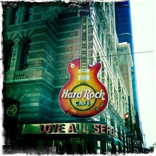 Hard Rock Cafe Philadelphia Happy Hour