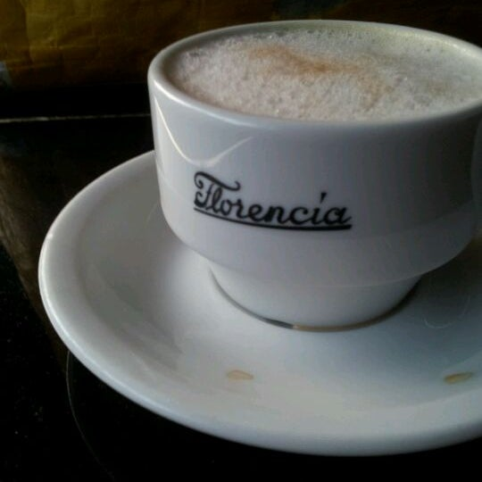 Photo taken at Florencia by Anne H. on 4/5/2012