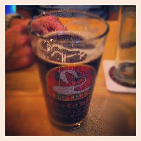 Photo taken at Blackfoot River Brewing Company by Shawn N. on 5/5/2012