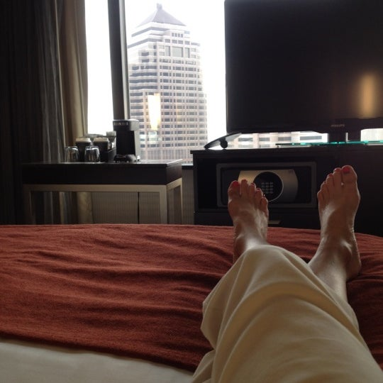Photo taken at Hyatt Regency Columbus by Sandra J. on 5/4/2012