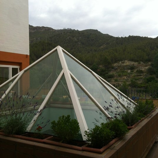 Foto tomada en Hotel Rosaleda del Mijares SPA, Rte & River Club por Alejandro R. el 6/19/2012
