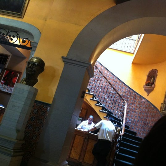 Foto tomada en Hotel Posada Santa Fe por Francisco A. el 7/8/2012