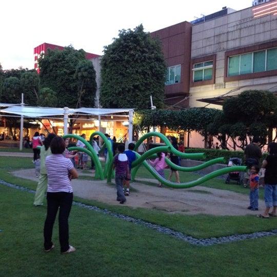 Photo taken at Bonifacio High Playground by Ado B. on 7/7/2012