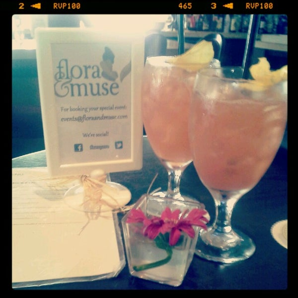 Photo taken at Flora & Muse by Alexandra C. on 7/13/2012