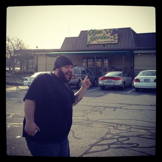 Photo Taken At Olive Garden By Tony B. On 3/12/2012