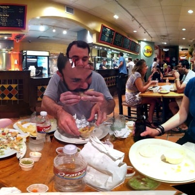 Photo taken at Felipe's Mexican Taqueria by Donovan F. on 7/2/2012
