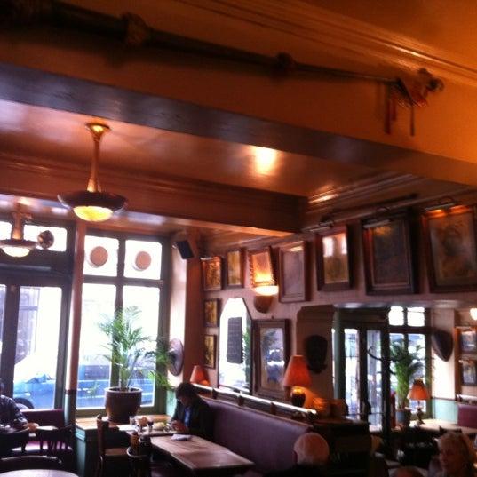 Photo taken at Café de l'Industrie by xavier on 3/1/2012