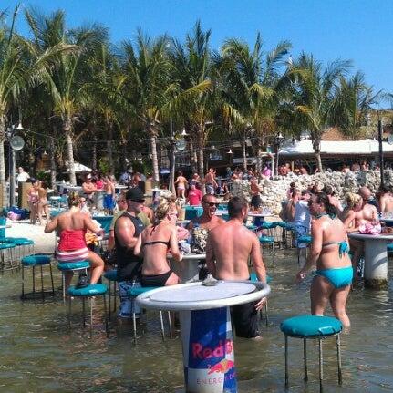 Photo taken at Seacrets Jamaica USA by Thomas S. on 7/2/2012