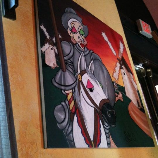 Photo taken at Café Tu Tu Tango by Art H. on 6/3/2012