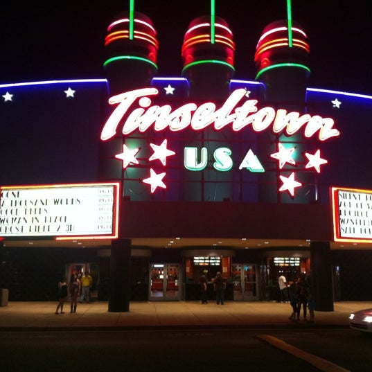 cinemark tinseltown movie theater in jackson