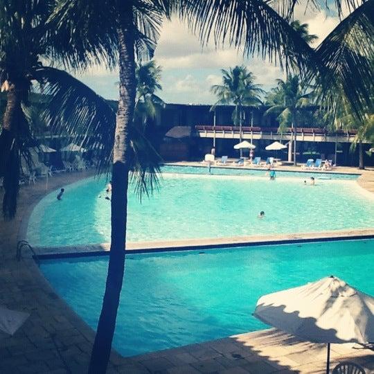 Foto tirada no(a) Tropical Hotel Tambaú por Keyla M. em 6/3/2012