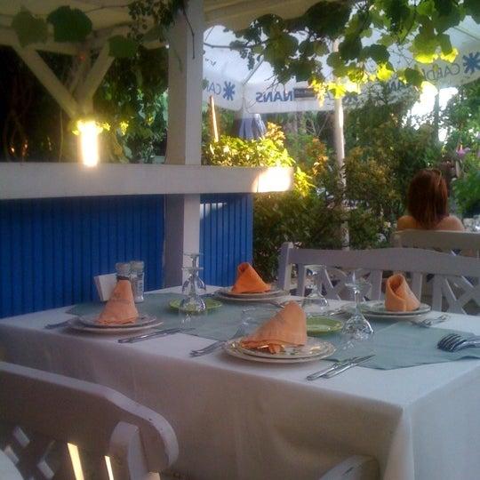 6/22/2012 tarihinde Evrim S.ziyaretçi tarafından Maria'nın Bahçesi'de çekilen fotoğraf