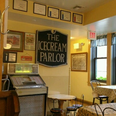 Photo taken at Queen City Creamery by Darrell on 7/15/2012