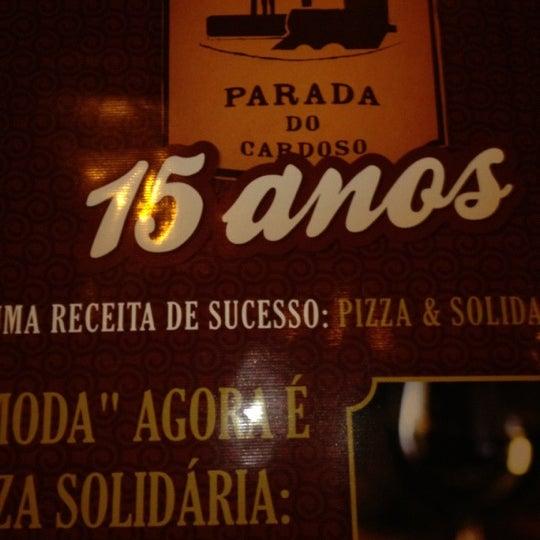 Foto tirada no(a) Parada do Cardoso por André F. em 9/10/2012