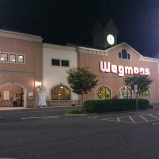 Photo taken at Wegmans by Rowan M. on 7/12/2012