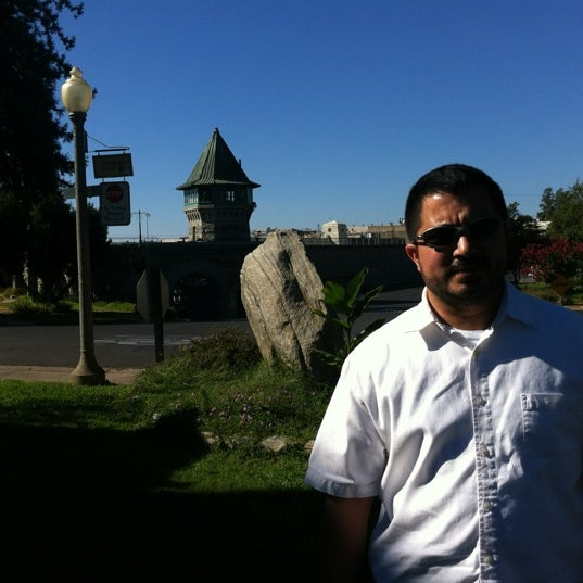 Photo taken at Folsom State Prison (FSP) by Robert E. on 7/31/2012