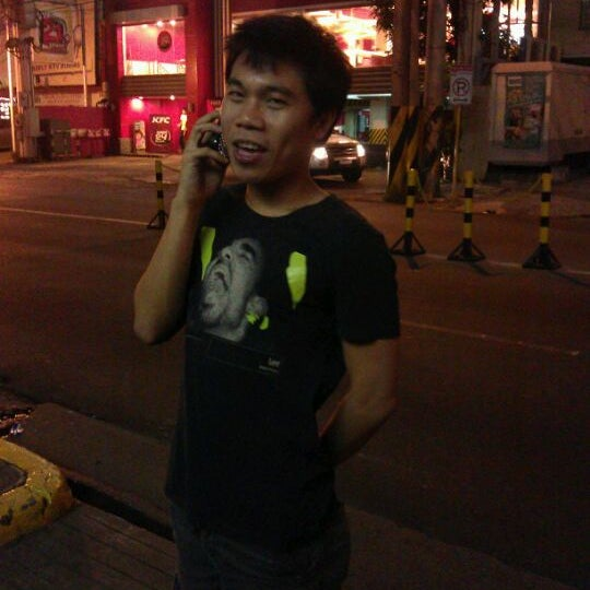 Photo taken at Petron by Ishi N. on 2/10/2012