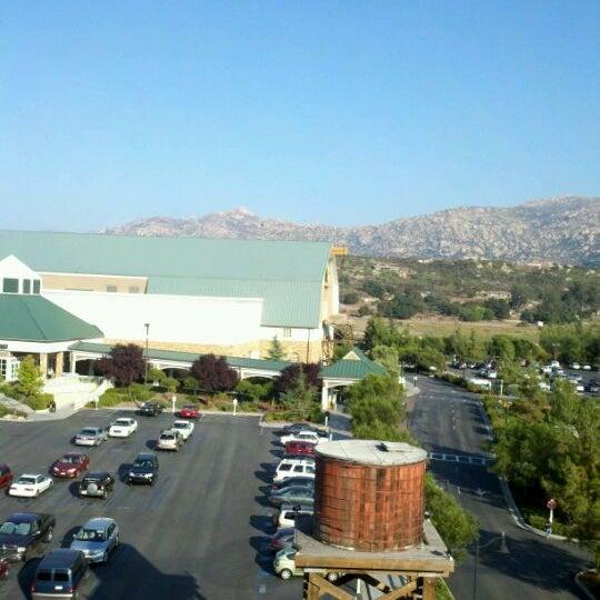 Photo taken at Barona Resort & Casino by Javier M. on 9/28/2011