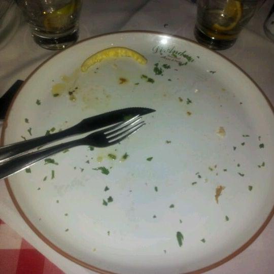 Foto tirada no(a) Di Andrea Gourmet Pizza & Pasta por Fabricio S. em 12/24/2011