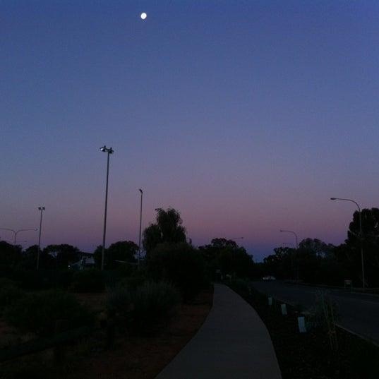 Photo taken at Roxby Village by Nadéne M. on 5/3/2012