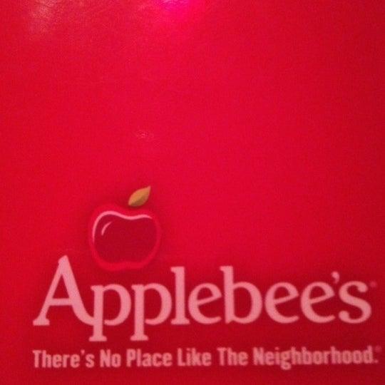 Photo taken at Applebee's by Karen L. on 4/25/2012