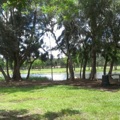 Photo taken at Markham Park by Cassie S. on 7/23/2012