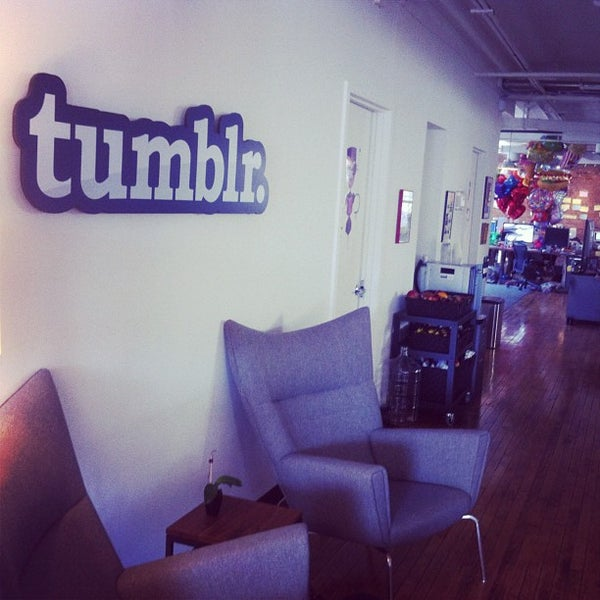 Photo taken at Tumblr HQ by Matt V. on 5/17/2012