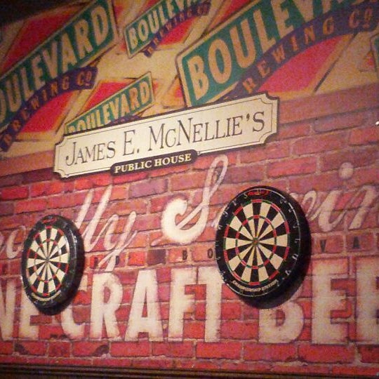 Photo taken at James E. McNellie's Public House by Andrew Y. on 3/31/2012