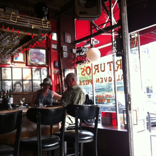 Photo taken at Arturo's Restaurant by Brian V. on 4/14/2012