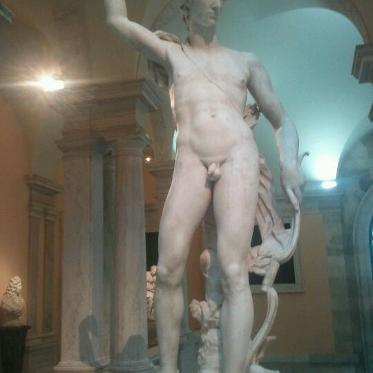 Photo taken at Walters Art Museum by Richard A. on 1/28/2012