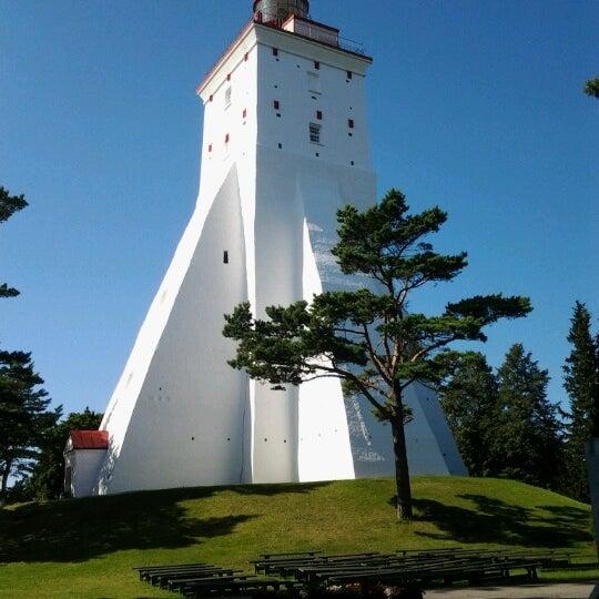 Photo taken at Kõpu tuletorn    Kõpu Lighthouse by Martin G. on 8/16/2012