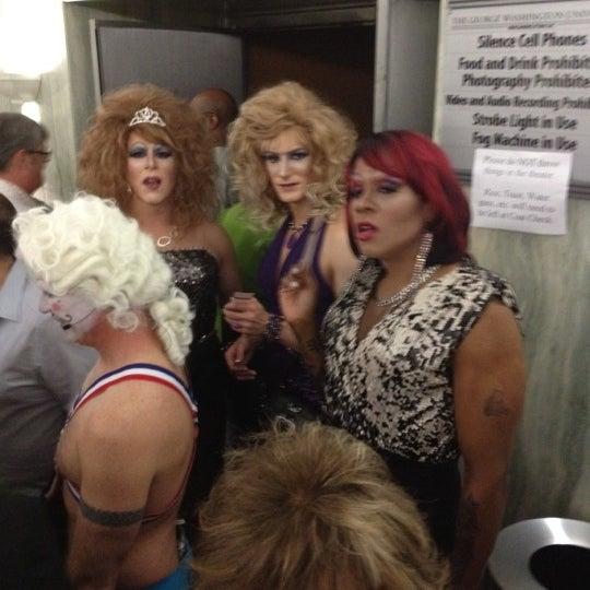 Photo taken at Lisner Auditorium by Eric P. on 3/17/2012