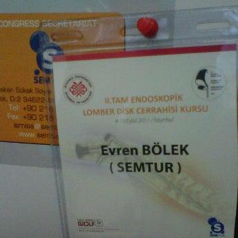 9/28/2011 tarihinde Evren B.ziyaretçi tarafından Semtur seminer kongre organizasyon turizm tic. ltd. sti.'de çekilen fotoğraf
