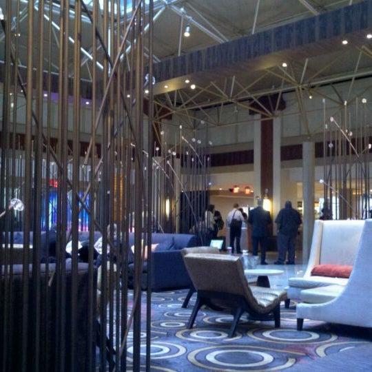 Photo taken at Renaissance Washington, DC Downtown Hotel by John O. on 11/18/2011
