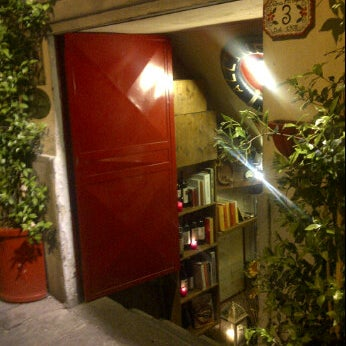 Photo taken at Osteria All'Inferno Dal 1905 by Stefano N. on 4/17/2012