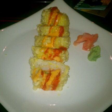 Photo taken at Sushi On The Rocks by Jason B. on 11/28/2011