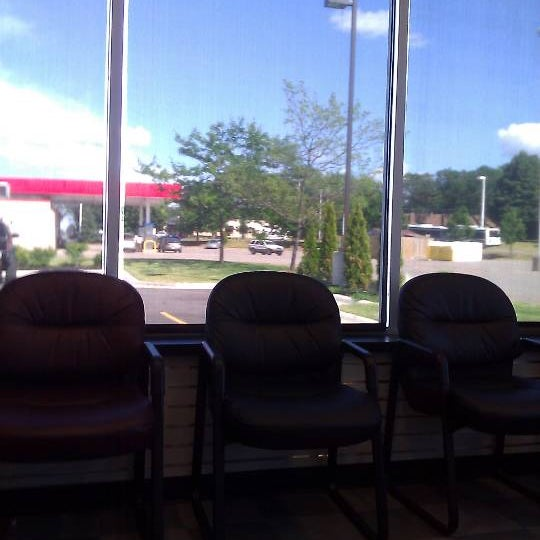 Photo taken at Belle Tire by Grant H. on 7/13/2011