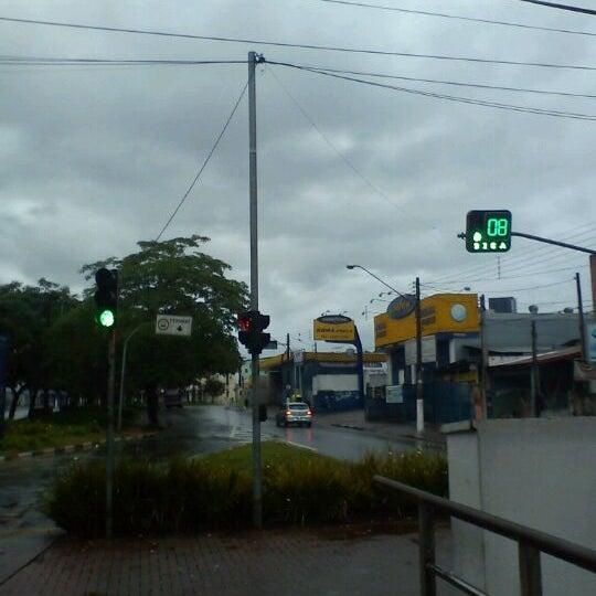 Photo taken at Terminal Rodoviário Arujá by Leonardo S. on 11/15/2011