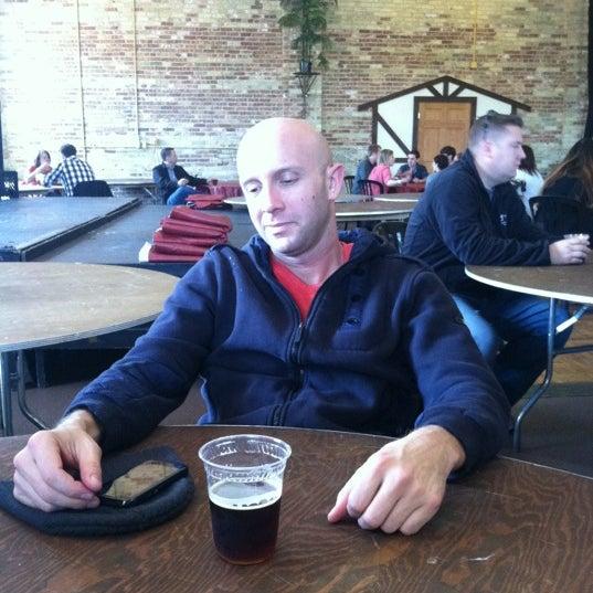 Photo prise au Lakefront Brewery par ian a. le4/21/2012